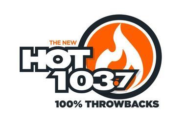 Hot 103.7 100% Throwbacks