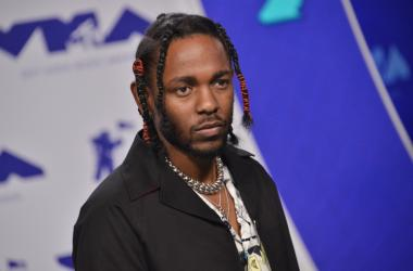 Kendrick Lamar at the 2017 MTV Video Music Awards held at The Forum on August 27, 2017 in Inglewood, CA, USA
