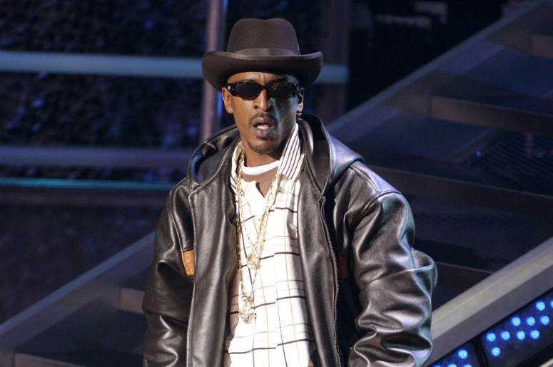 Honoree Rakim performs onstage at the VH1 Hip Hop Honors 2006 at the Hammerstein Ballroom October 7, 2006 in New York City.