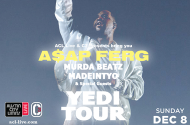 HOT 95.9 A$AP Ferg ACL Live
