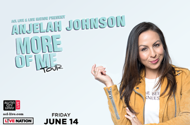 Anjelah Johnson - More of Me Tour - Austin