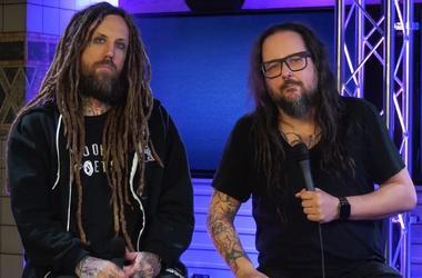 Korn join 'I'm Listening' on Sunday September 8.