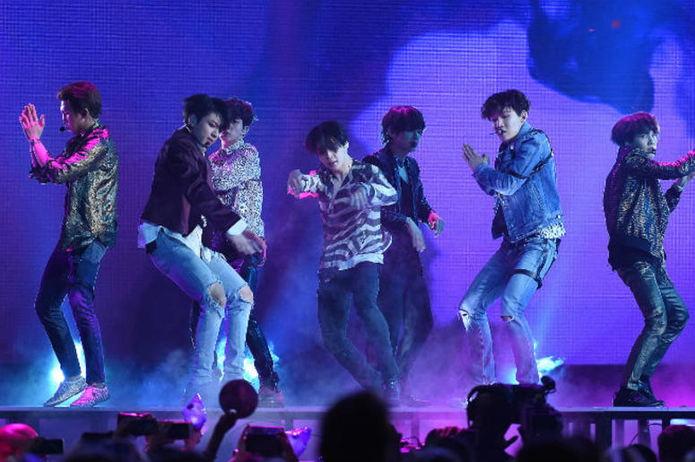 BTS Aim to Create Social Change | I'm Listening