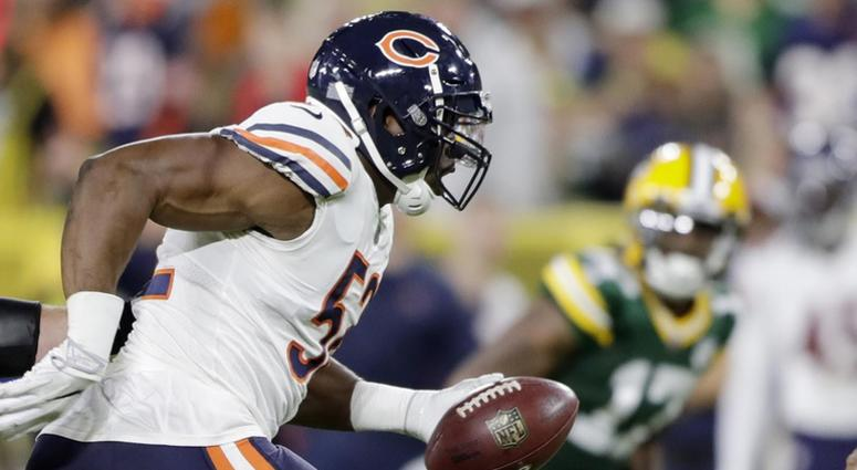 ff51114f3de Khalil Mack Is Dominant In Bears Debut | ROME - The Jim Rome Show