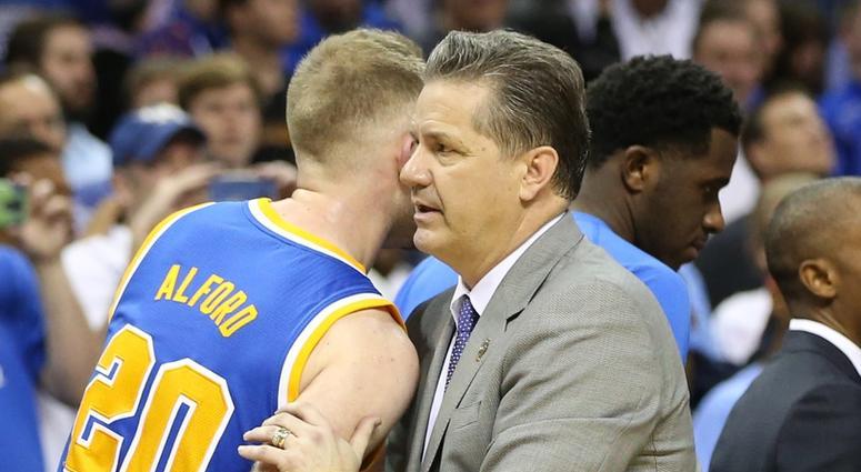 John Calipari and UCLA