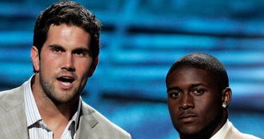 Matt Leinart and Reggie Bush