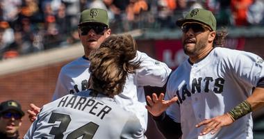 Bryce Harper Giants