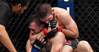 UFC 229, Khabib Nurmagomedov vs. Conor McGregor
