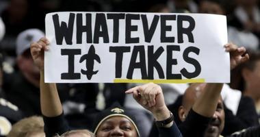 New Orleans Saints Fans
