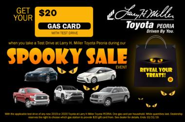 Spooky Sale