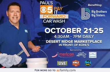 Paul's Car Wash