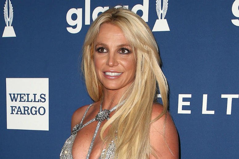 Britney Spears. 29th Annual GLAAD Media Awards