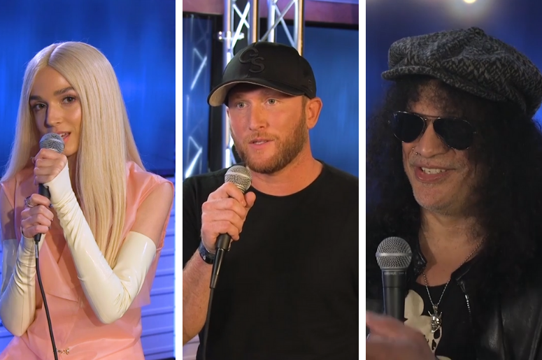 Poppy, Cole Swindell, Slash