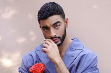 Transgender model Laith Ashley