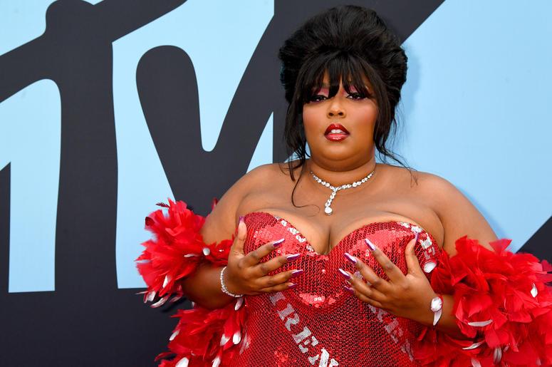 Lizzo at the VMAs