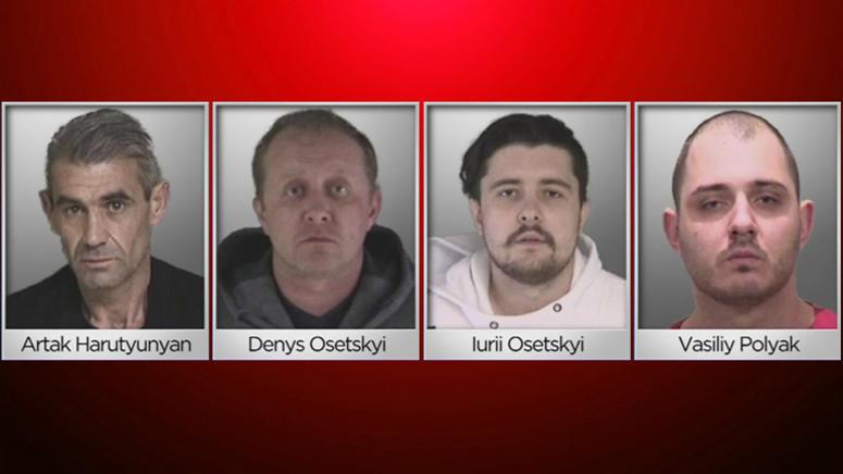 Fremont Card Skimming Arrests