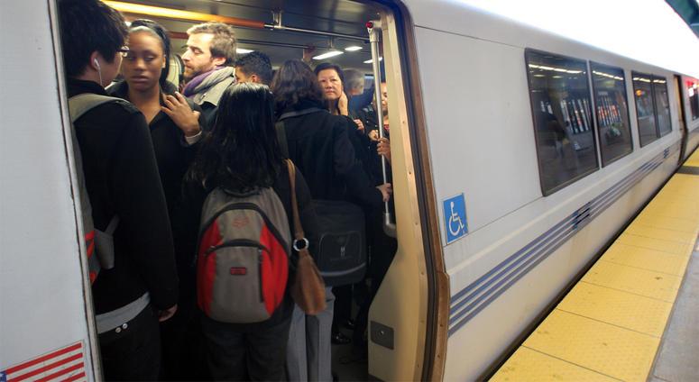 West Oakland BART Station
