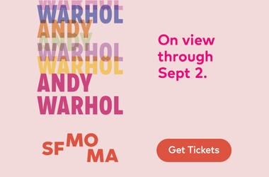 Andy Warhol: From A To B And Back Again at SFMOMA