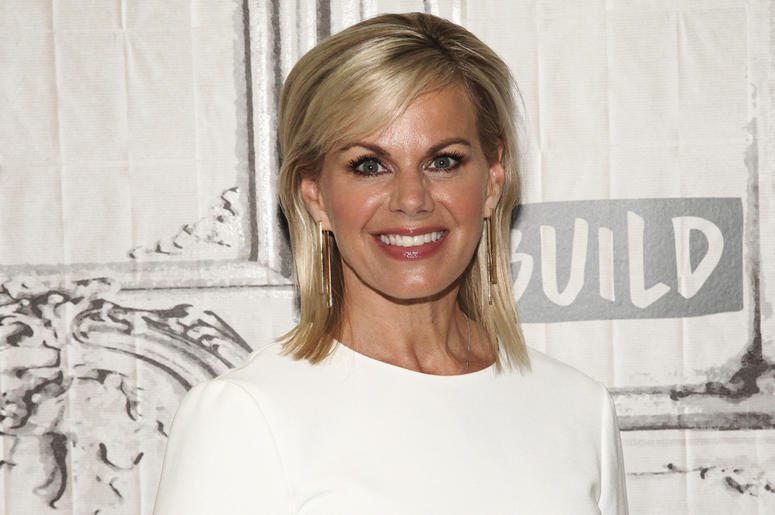 """In this Oct. 17, 2017, file photo, Gretchen Carlson participates in the BUILD Speaker Series to discuss her book """"Be Fierce: Stop Harassment and Take Back Your Power"""" at AOL Studios in New York. The Miss America Organization is dropping the swimsuit compe"""