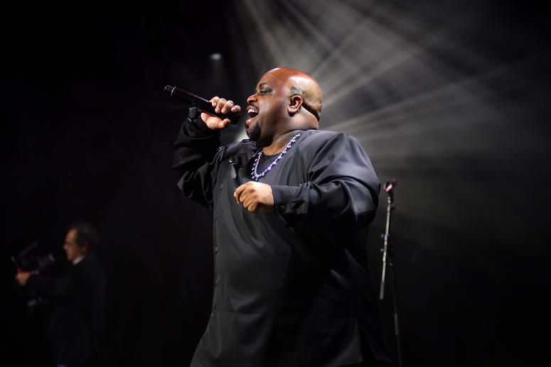 CeeLo Green performs onstage during the UCLA IoES honors Barbra Streisand and Gisele Bundchen at the 2019 Hollywood for Science Gala on February 21, 2019 in Beverly Hills, California.
