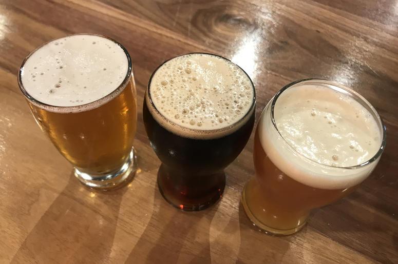 Josh Leavy's San Francisco Brewing Co. Beer