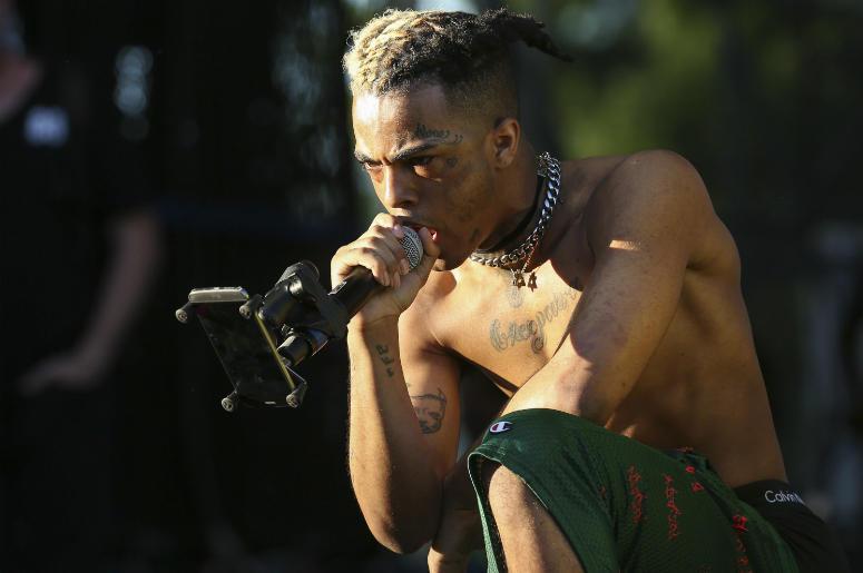 XXXTentacion (Photo credit: Matias J. Ocner/Miami Herald/TNS/SIPA USA)