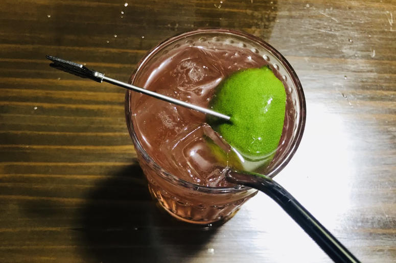 Young & Yonder Spirits Cocktail (Photo credit: Foodie Chap/Liam Mayclem)
