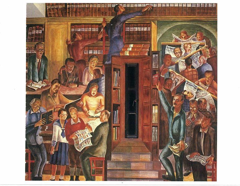 Zakheim Mural Full Color