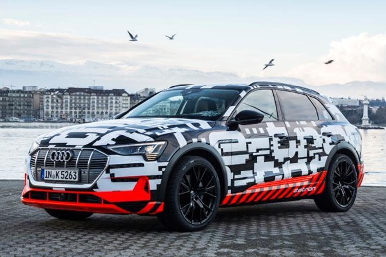 Audi San Francisco >> Audi To Reveal New Electric E Tron Suv In San Francisco