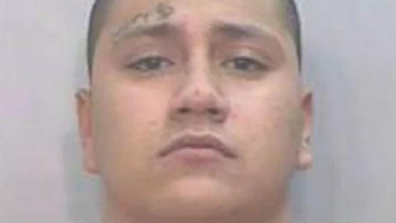 Escaped San Quentin inmate Shalom Mendoza