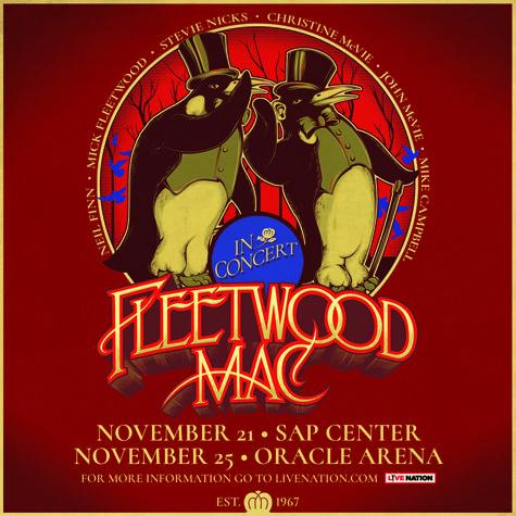 Fleetwood Mac Live 2018