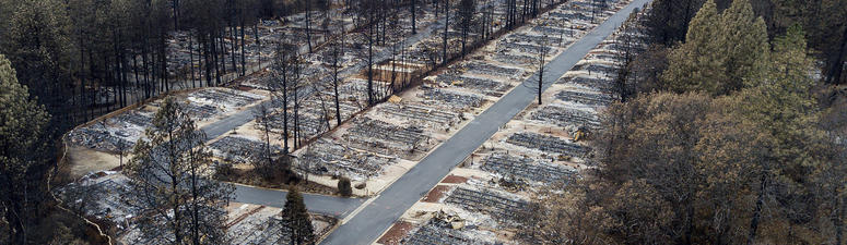Wildfire Victims Are Up Against Deadline To Collect Payment