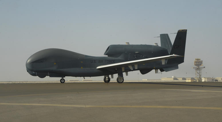 Iran Shoots Down American Drone Under Disputed Circumstances | KCBS