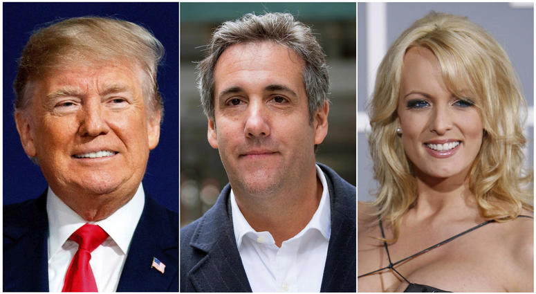 Records In Cohen Case Reveal New Details About Covering Up Trump's Alleged Affairs