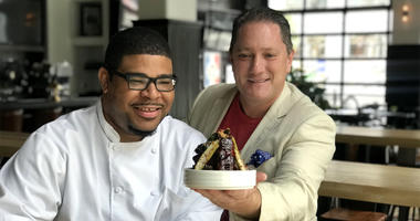 Chef Banks White and Liam