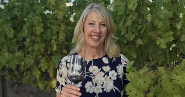 Winemaker Cheryl Lucido of Laujor Wine Estate