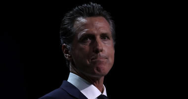 California Gov. Gavin Newsom speaks during the California Democrats 2019 State Convention at the Moscone Center on June 01, 2019 in San Francisco.