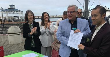 East Bay Community Energy Signs Four Contracts For Renewable Energy