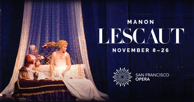 "San Francisco Opera's ""Manon Lescaut"""