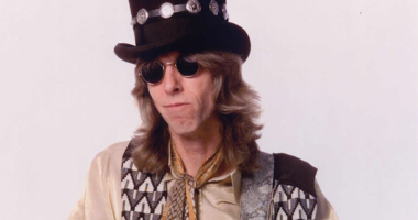 Michael Furlong's Tribute to Tom Petty (Photo credit: Santa Cruz Beach Boardwalk)