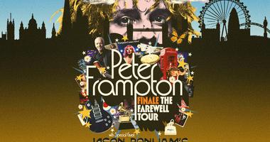 "Peter Frampton's Farewell Tour, ""Finale"""