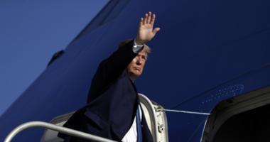 Trump Threatens California As He Wraps Up Visit