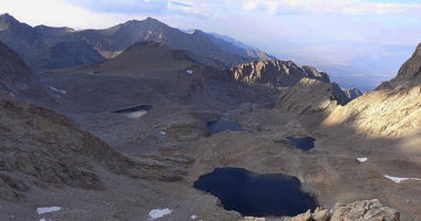 Skeleton Found Buried On California's Second Tallest Peak