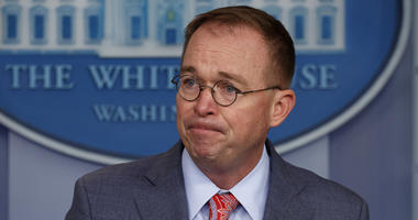 In Conflicting Statements, Mulvaney Shifts Story About Ukraine