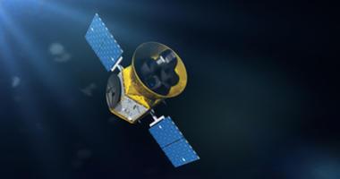 Illustration of NASA TESS satellite