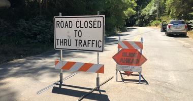 Major roads still closed months after Guerneville flood
