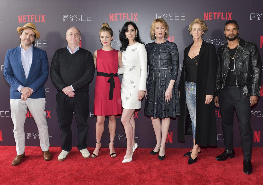 Jessica Jones Cast