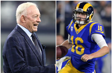 jerry cowboys goff rams