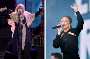 Stevie Nicks and LeAnn Rimes