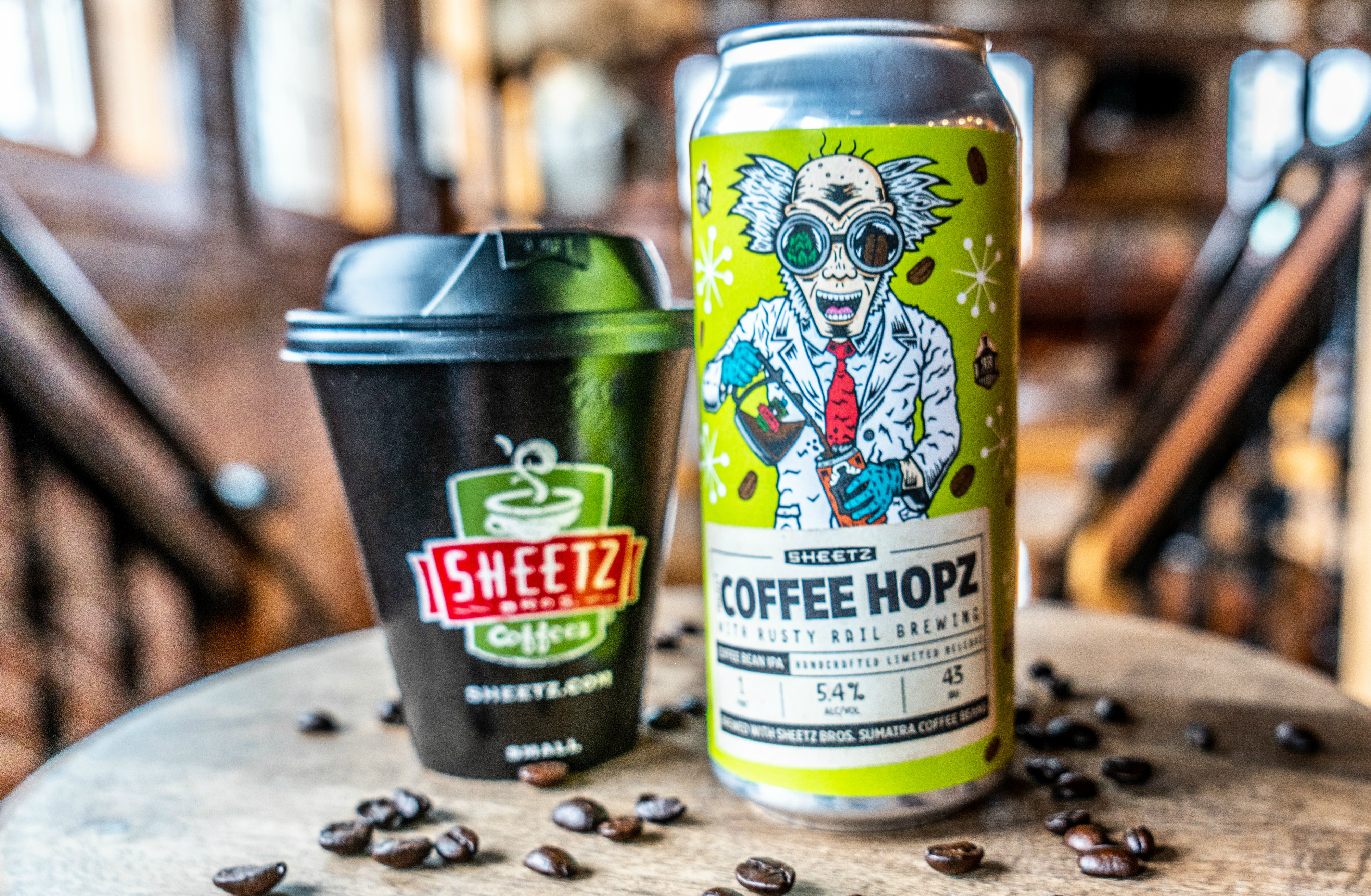 Sheetz Releasing Its First Craft Beer 'Project Coffee Hopz